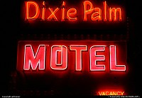 Saint George : The Dixie Palm Motel in St George, nice place with very friendly rates... a top address if you ask me !