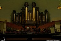 Salt Lake City : Tabernacle's Organ