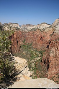 Photo by airtrainer |  Zion zion, angels landing