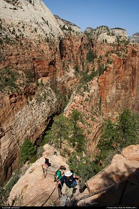 Zion National Park.