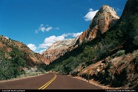 Zion national park: Beautiful Zion in Winter. Such an amazing weather. Care for a hike? Zion is the right place!