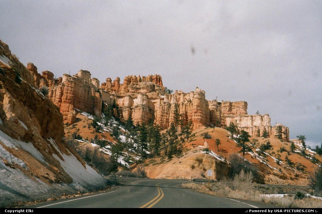 Picture by elki:Utahroad trip