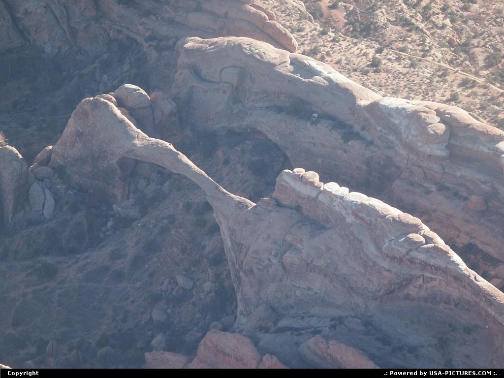 Picture by WestCoastSpirit:UtahArchesarches, cesna, plane, delicate arche, landscape arche