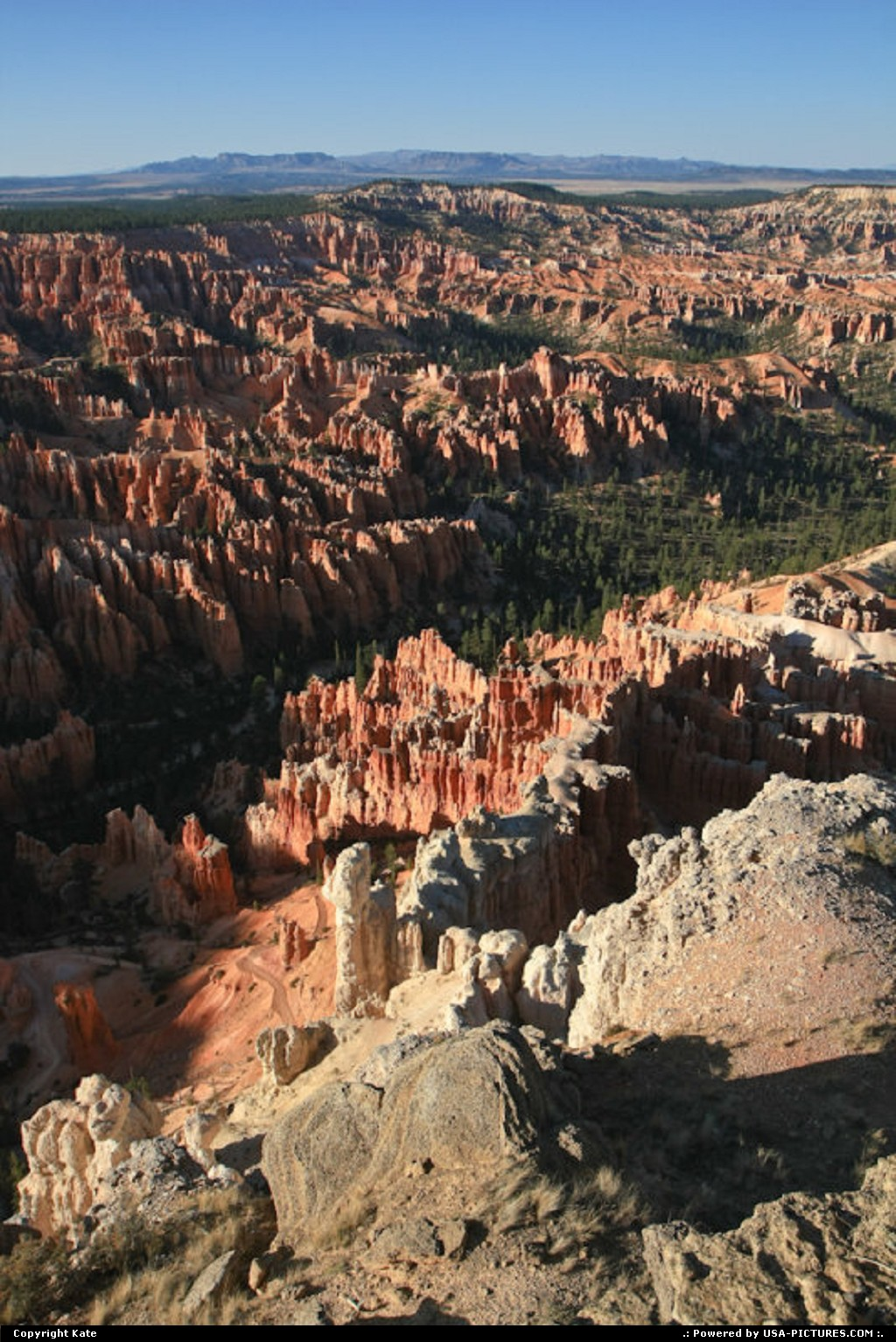 Picture by Kate:  Utah Bryce Canyon