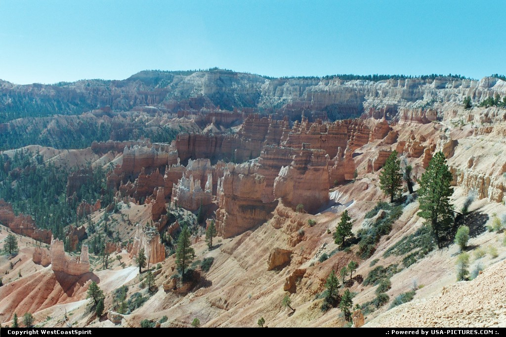 Picture by WestCoastSpirit:  Utah Bryce Canyon  helicopter, canyon, bryce