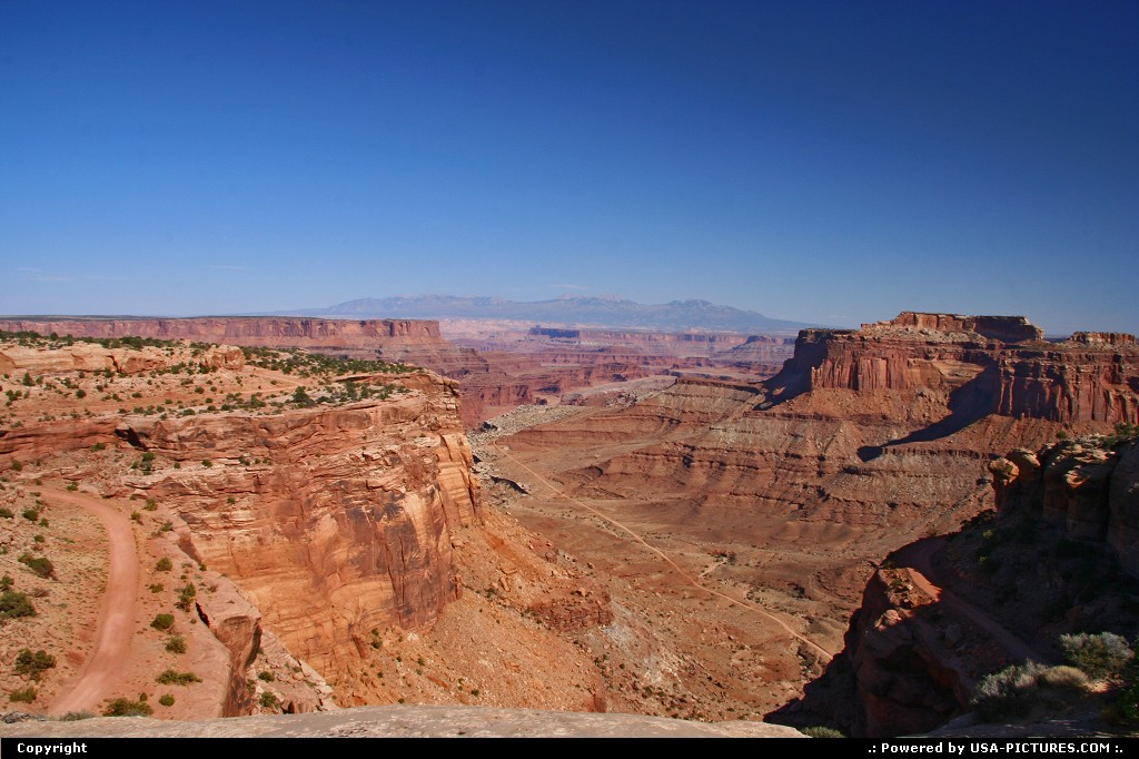Picture by USA Picture Visitor:  Utah Canyonlands  canyonlands