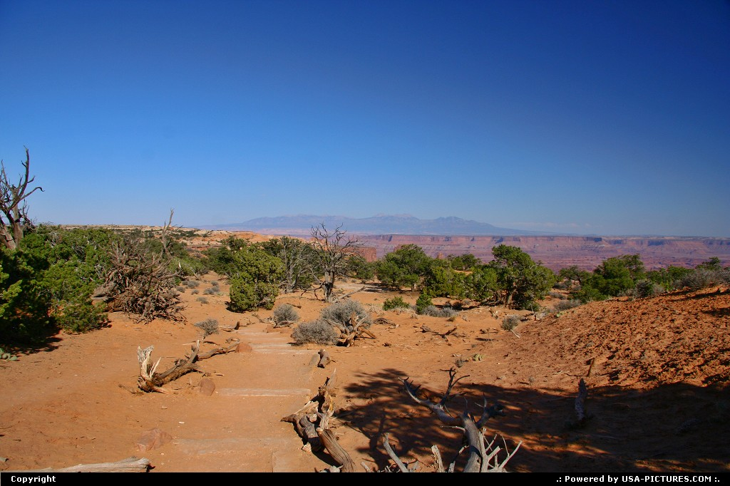 Picture by airtrainer:  Utah Canyonlands  canyonlands