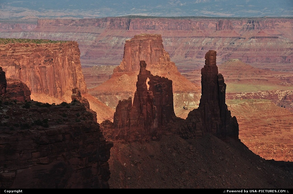 Picture by Albumeditions:  Utah Canyonlands  Canyonlands, CanyonLandsNP, Utah, Nature