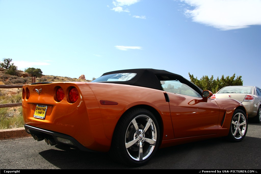 Picture by airtrainer: Not in a City Utah   corvette