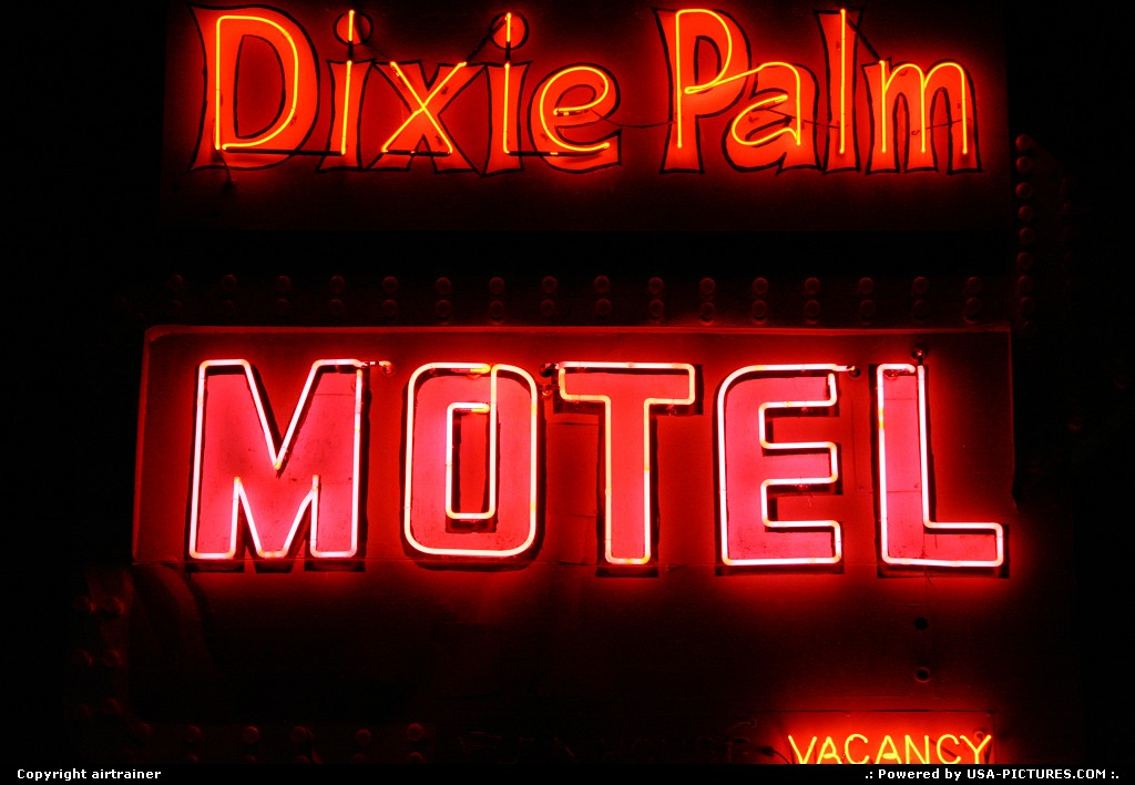 Picture by airtrainer: Saint George Utah   dixie palm motel