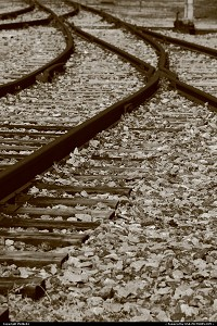 Photo by Philde04 | Newport News  train tracks, railroad, train