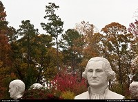 Presidents Park, Williamsburg, Virginia.