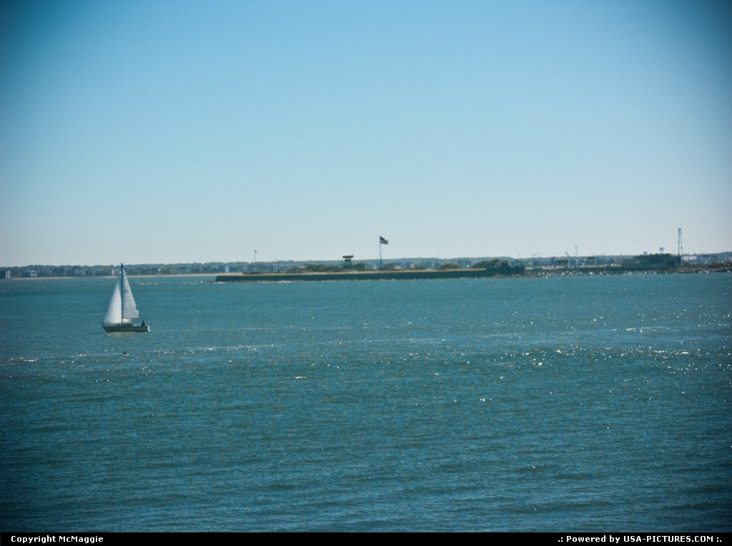 Picture by USA Picture Visitor: Fort Monroe Virginia   Fort Monroe, Virginia