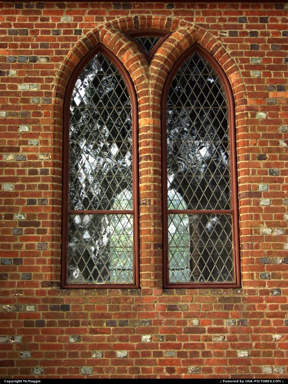 Picture by McMaggie:JamestownVirginiaJamestown Memorial Church, Jamestown Island, Historic Jamestowne, Jamestown, Virginia, historic site, national park, historic building