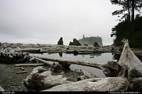Photo by elki | Hors de la ville  Ruby beach