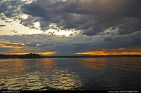 Photo by tiascapes | Manchester  Puget Sound, Bremerton, sunset, nature, ferry
