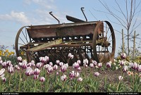 Photo by Brentlee | Mount Vernon  Seed drill