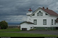 Photo by WestCoastSpirit | Mukilteo  lighthouse, pae; boeing, puget sound area
