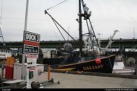 Washington, Dock 3 at Fishermen's terminal in Seattle