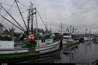 Photo by elki | Seattle  boat, sea, fishermen