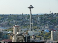 Washington, Space Needle - Seattle