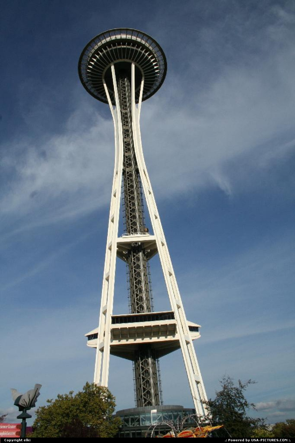 Picture by elki: Seattle Washington   tower
