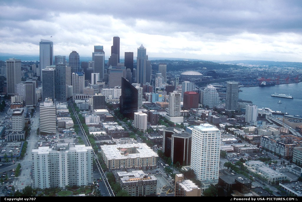 Picture by uy707:SeattleWashington
