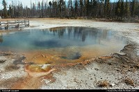 Photo by usaspirit |  Yellowstone Yellowstone, bassin