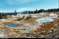 Photo by usaspirit |  Yellowstone bassin yellowstone