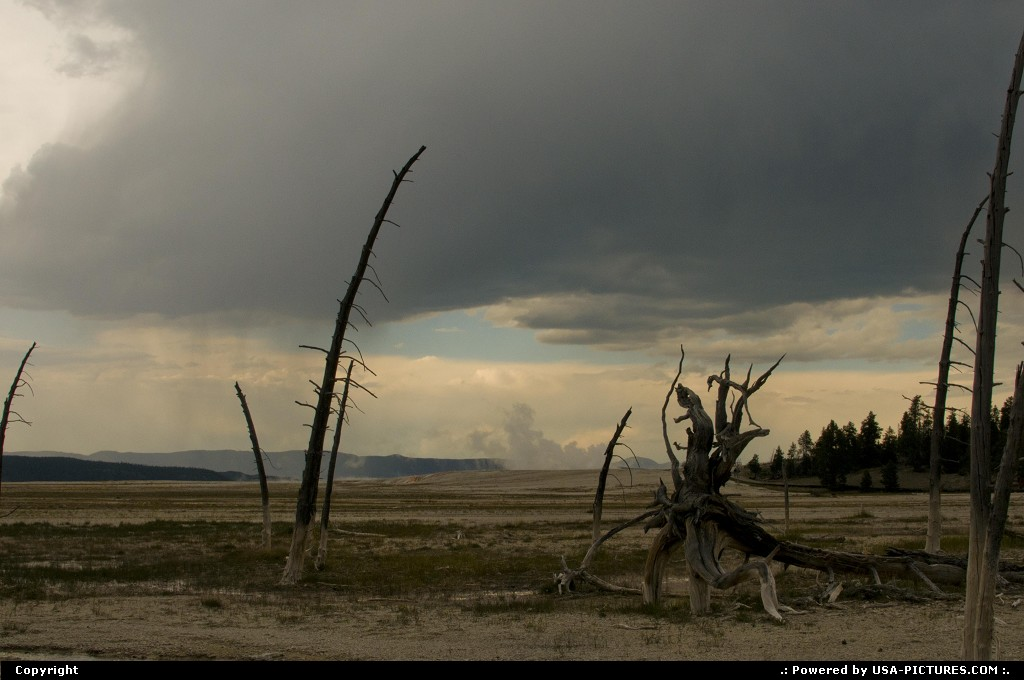 Picture by Parmeland:Not in a CityWyomingYellowstone