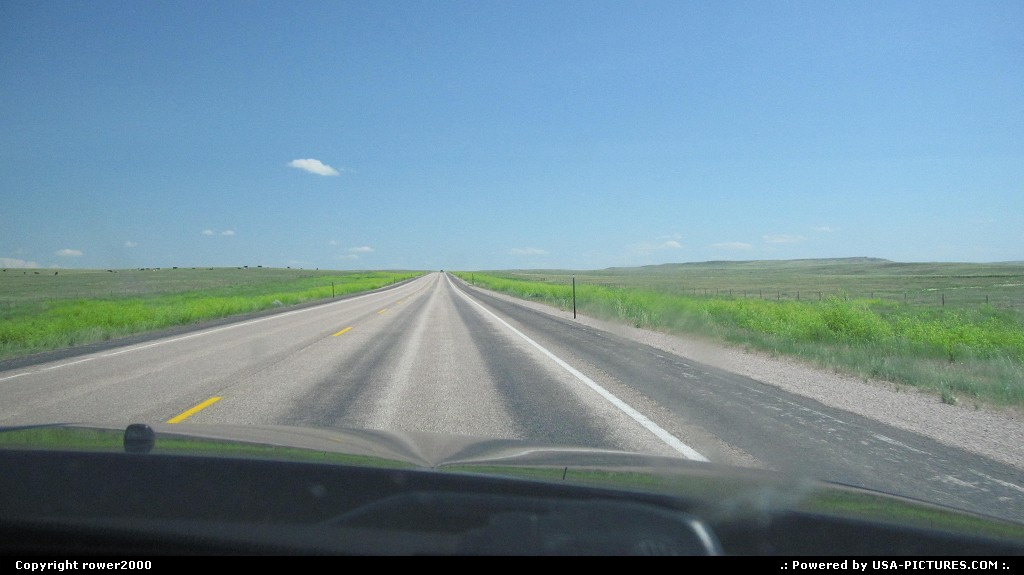 Picture by rower2000: Not in a city Wyoming