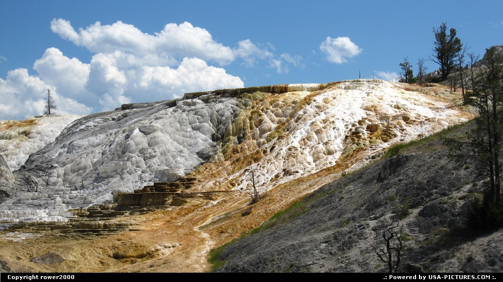 Picture by rower2000:WyomingYellowstone