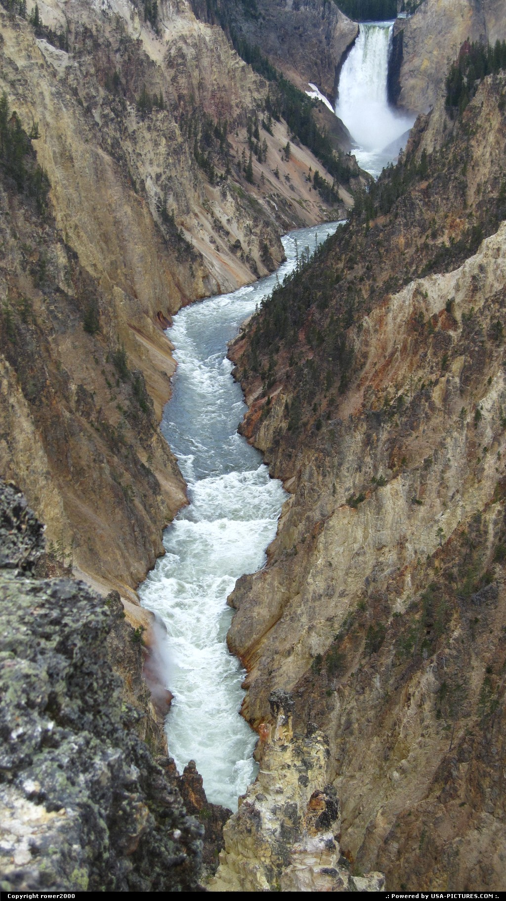 Picture by rower2000:  Wyoming Yellowstone